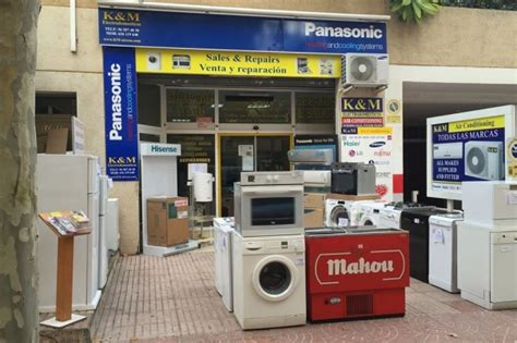 K And M Appliance Repair by K M Electrodomesticos Domestic Appliances Air