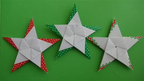 5 Pointed Origami - themed 5 pointed origami