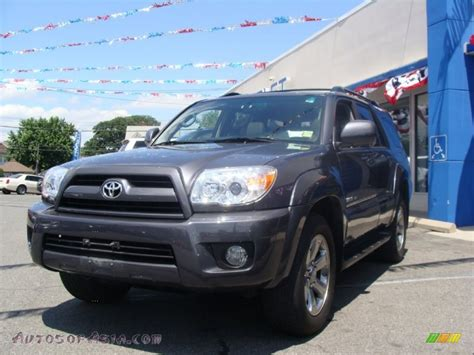2009 Toyota 4runner For Sale 2009 Toyota 4runner Limited 4x4 In Galactic Gray Mica