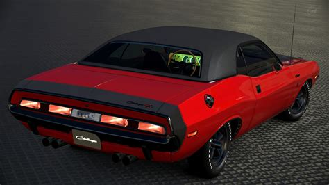 old car manuals online 2008 dodge challenger instrument cluster 1970 dodge challenger r t gran turismo 6 by vertualissimo on
