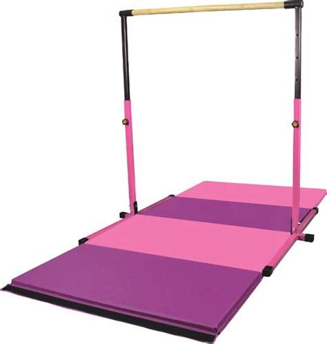 Gymnastics Bar And Mat Combo by Athletics Gymnastics Equipment Gymnastics Combo Packs