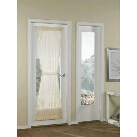 patio door curtains walmart somerset home karla laser cut grommet curtain panel