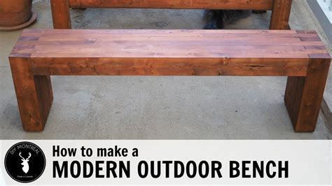 modern outdoor bench  coffee table
