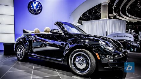 bug volkswagen 2014 vw unveils 2014 vw beetle cabriolet with decade editions