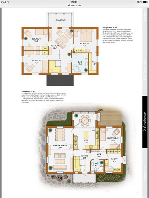 Floor Plans Bungalow mellangarden eksj 246 hus floorplan pinterest hus