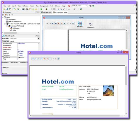 delphi vcl tutorial delphi hotel software tutorial choice image any tutorial
