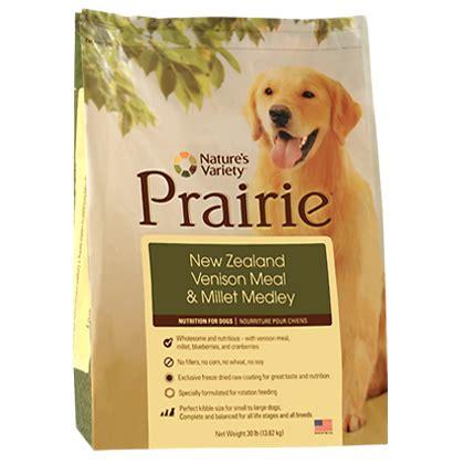prairie food nature s variety prairie venison barley food 1800petmeds