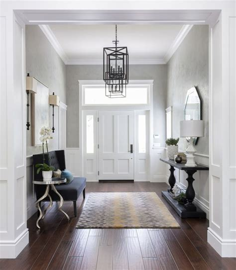 entryway furniture ideas 1000 ideas about small foyers on pinterest foyer