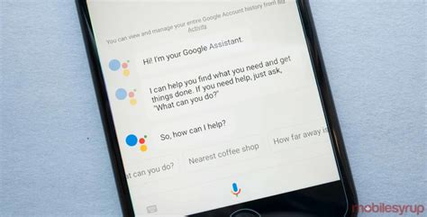 heres    google assistant   iphone