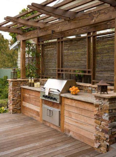 21 Grill Gazebo, Shelter And Pergola Designs   Shelterness