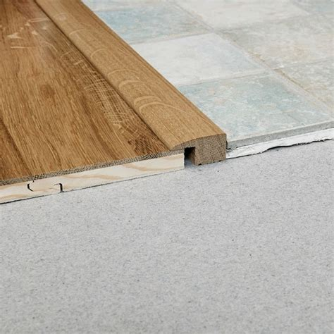 Retro Flooring by Kahrs Solid Wood Edge Trim 21x38x2400mm