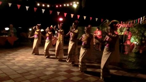 best country dance music video songkran traditional thai country music and dance bang