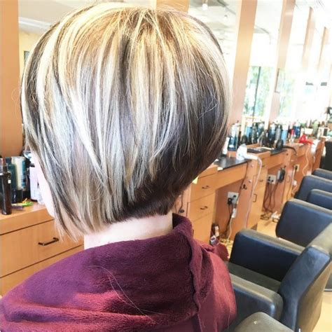 Stacked Bob Haircut For Women Over 40 | 31 pretty and easy short hairstyles for 2016 pretty designs