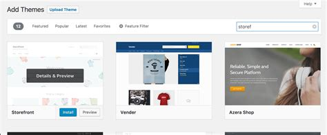 cara install template wordpress image collections