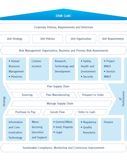 operational risk policy template risk management dsm