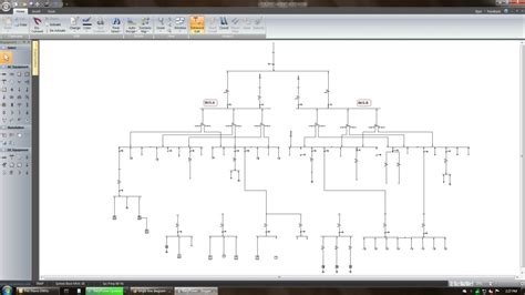 single line diagram software one line electrical diagram wiring diagram with description