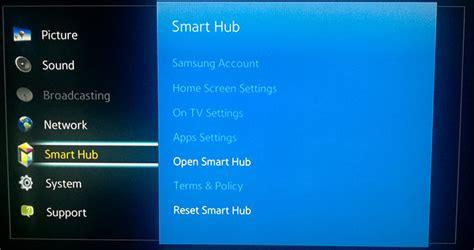 reset samsung tv without remote samsung smart tv remote reset