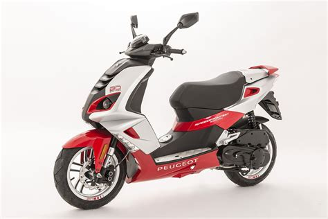 Peugeot Moped by Peugeot Launches Special Edition Peugeot Speedfight 4
