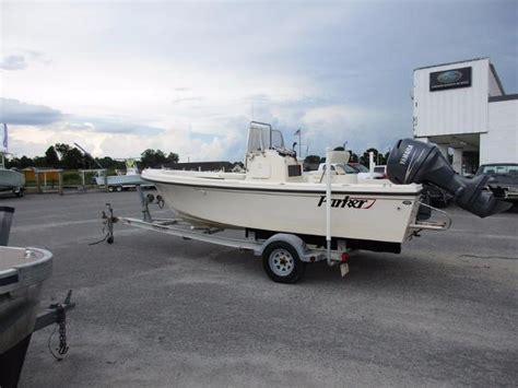 parker boats for sale north carolina parker boats for sale in washington north carolina