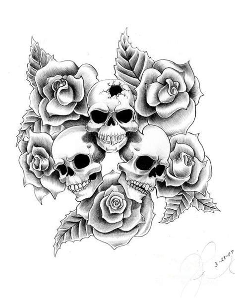 tattoo flash skulls 32 best tattoo flash of skulls images on pinterest skull