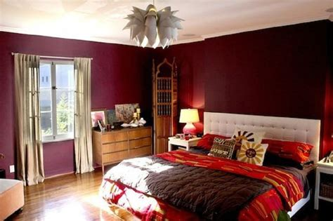 wine color bedroom decorating ideas for dark colored bedroom walls