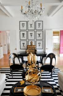 Black White And Gold Living Room Ideas Black And White Striped Living Room Rug Design Ideas