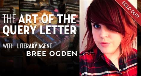 red sofa literary agency the art of the query letter with literary agent bree ogden
