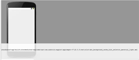 drawer layout in android studio android studio won t display drawer layout stack overflow