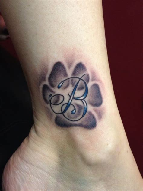 tattoo prices queens ny 25 best ideas about paw print tattoos on pinterest dog