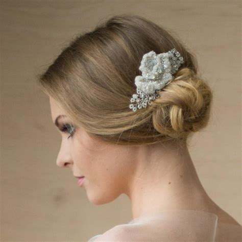 Wedding Hair Pieces by Bridal Hair Lace Hair Wedding Headpiece