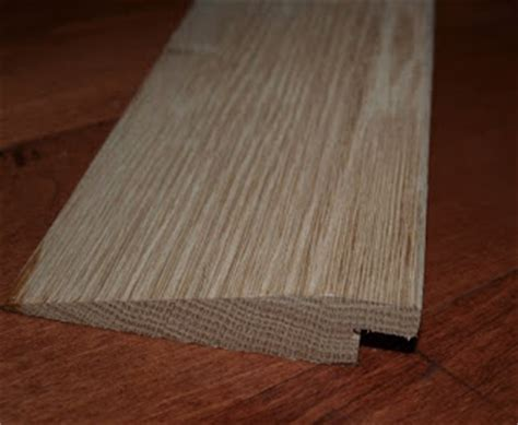 Wood Floor Threshold by The Wide Plank Flooring Transitions And Thresholds