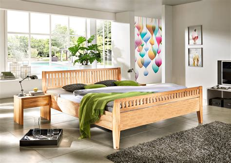 betten sale sale massivholzbett 140 x 200 cm buche holzbett fred comfort