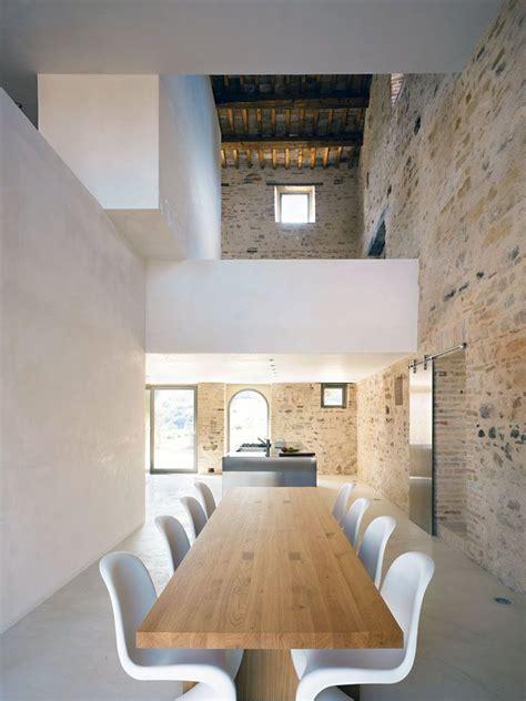 Esszimmer Le by Le Marche Villa In Treia Le Marche Italy Architekten