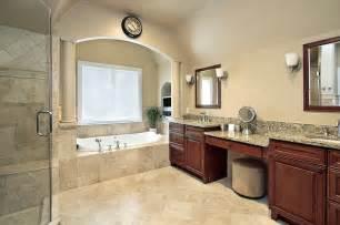 Custom master bathroom remodel traditional bathroom