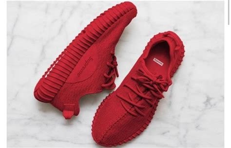 supreme clothing shoes shoes yeezy supreme sneakers adidas wheretoget