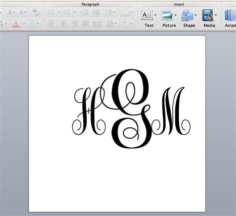 make your own virginia hal diy make your own monogram