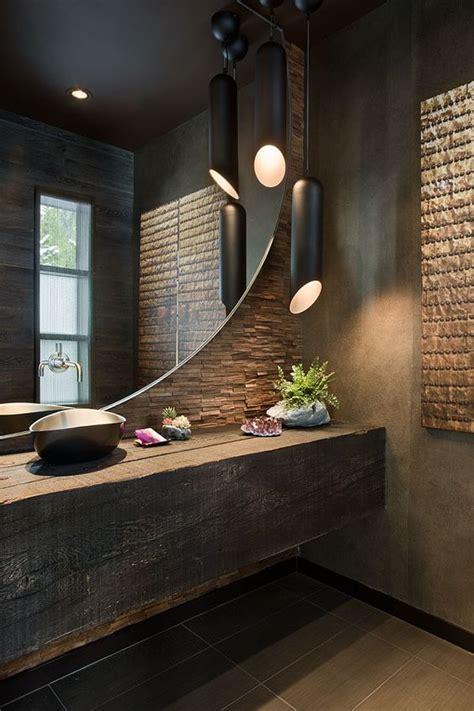 banos modernos  elegantes  como organizar la casa