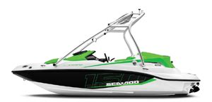 seadoo boat performance performance boats speedster sport challenger lines
