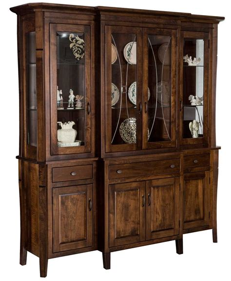 Hutch Furniture Candice Hutch Amish Direct Furniture