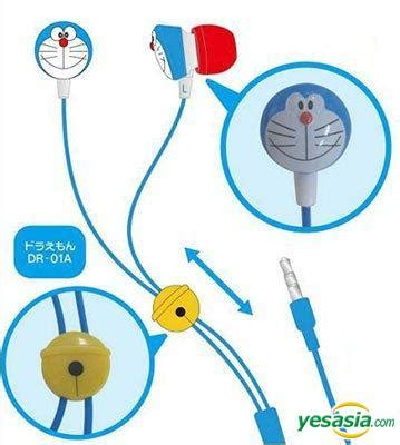 Earphone Doraemon yesasia doraemon stereo earphone doraemon doraemon gourmandise toys free shipping
