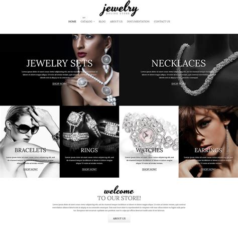 shopify themes for jewelry 15 most favorited templates themes for online jewelry