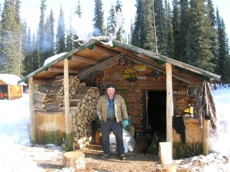 Remote Cabin Living by Living In A Cabin In The Woods Of Alaska Studio Design Gallery Best Design