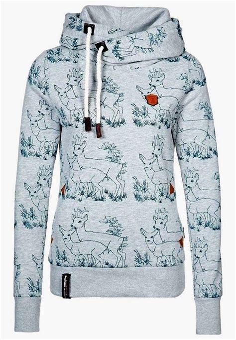 Deer Print Hoodie naketano deer print hoodie パーカー パーカー