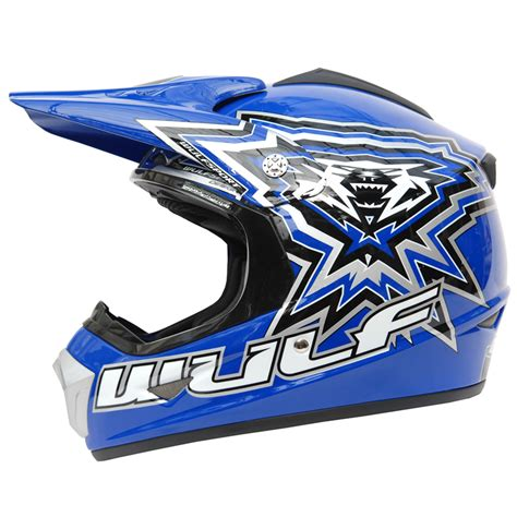 childrens motocross helmet wulf cub crossflite childrens motocross mx kids junior