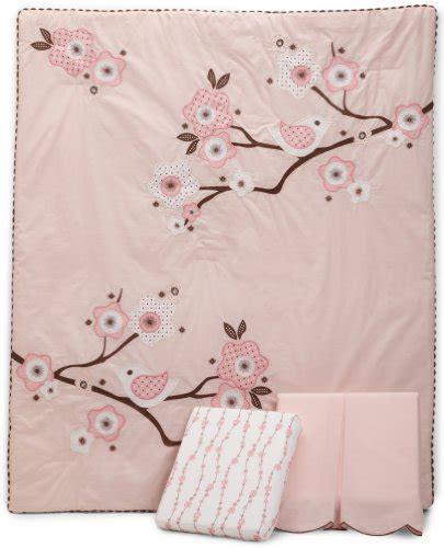 Migi Blossom Crib Set by Cherry Blossom Baby Bedding