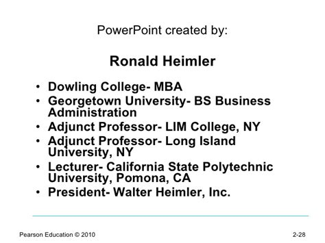 Dowling College Mba by Corporate Governance