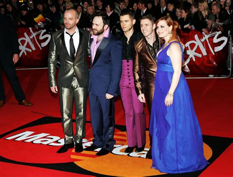 Scissor Do The Brit Awards by Marquis Photos Arrivals At The Brit Awards 2007 64