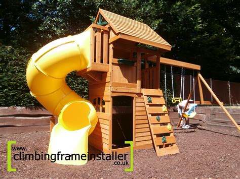 grandview swing set the selwood grandview climbing frame climbing frame