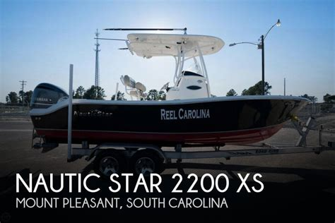 boats for sale in mount pleasant sc nautic star 2200 xs for sale in mount pleasant sc for