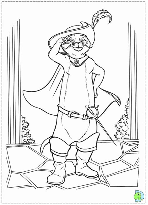 kitty softpaws coloring pages puss in boots 2 colouring pages page 3 coloring home